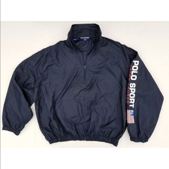 54596fe2 Vintage Polo Sport Jacket
